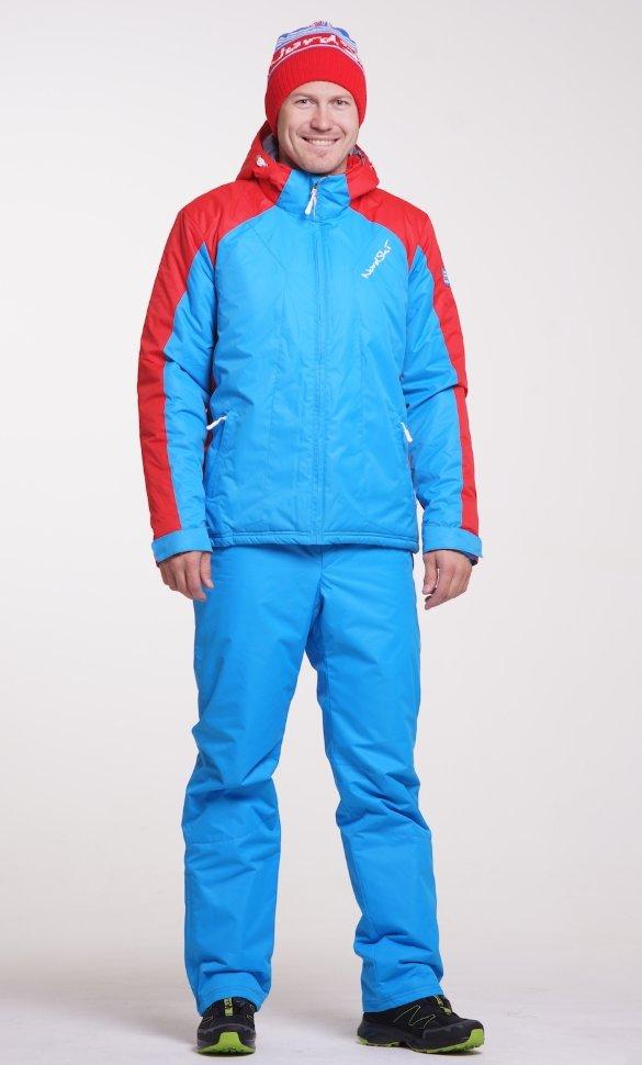 9ce45899 Тёплый прогулочный лыжный костюм Nordski National мужской NSM419790 ...