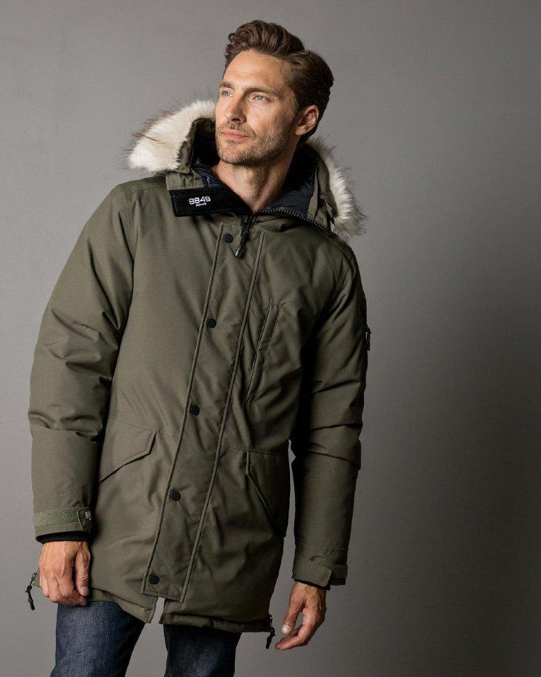 9969c5c1 Куртка мужская 8848 Altitude Imperial Parka Turtle 735139 купить в ...