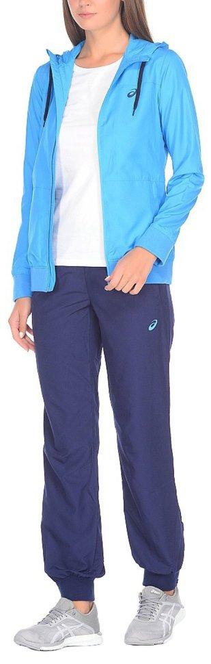 0d79ad0cb1ed Костюм спортивный Asics Suit женский синий 142916 0860 купить в ...